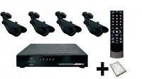 REXANT (45-0401) наружные камеры (без жесткого диска)