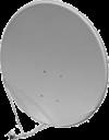 Антенна параболическая 90см без ресивера