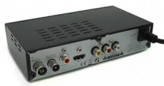 Цифровая эфирная приставка DVB-T2, USB