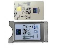 Комплект НТВ плюс Ci + модуль с картой доступа