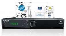 Комплект НТВ плюс Full HD Humax VAHD-3100S