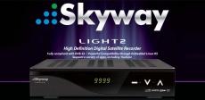 SkyWay Lite 2 - универсальный спутниковый ресивер